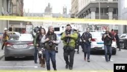 POLICÍA CONFIRMA LA MUERTE DE UN SOLDADO Y UN SOSPECHOSO POR ATAQUE EN CANADÁ