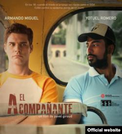 """Fotograma de """"El Acompañante""""."""