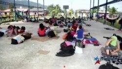 Comenzaría en próximos días traslado de migrantes cubanos a El Salvador