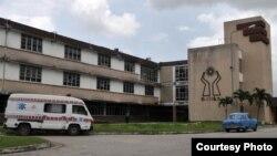 """El hospital provincial de Villa Clara """"Arnaldo Milián"""""""