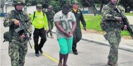 El dueño de las lanchas que llevaban a los cubanos a Panamá, Festo Pertuz (foto), está vinculado a los narcoparamilitares urabeños.