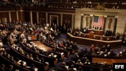 Fotografía de archivo del Congreso de Estados Unidos.