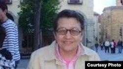 La escritora cubana exiliada en Miami, Lilliam Moro.