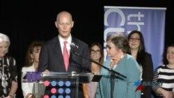 Gobernador de la Florida condecora a ex presos políticos cubanos