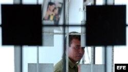 Francisco Osoria Claro en grave estado debido a huelga de hambre