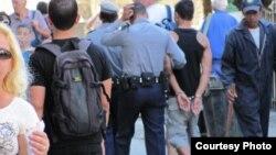 Más arrestos en el Día de la Resistencia