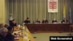 Secretariado Ejecutivo de la Conferencia Episcopal Argentina. Archivo.