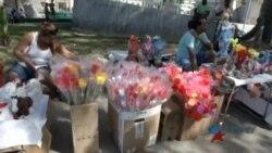 San Valentín en Cuba: Ganas de regalar hay, pero todo está caro