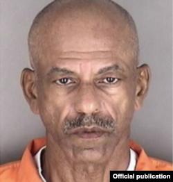 Mugshot del cubano Máximo Campillo Echevarría, acusado de doble homicidio en Kansas