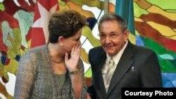 El gobierno de Dilma Roussef financia más del 60% de la reconversión del puerto del Mariel
