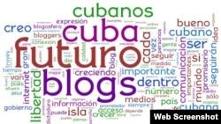 Futuro blogs cubanos