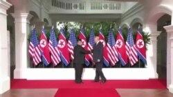 Trump asegura que EEUU está listo para nueva etapa con Corea del Norte
