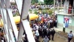 Partidarios del régimen castrista agreden a opositores en la isla