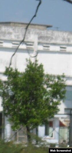 Celdas tapiadas en Instrucción Policial 100 y Aldabó