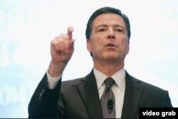 James Comey, director de la Oficina Federal de Investigaciones, FBI.