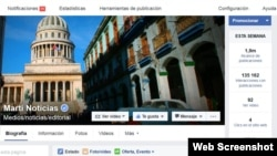 Facebook, una red social líder mundial.