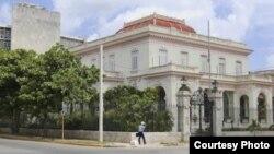 Sede del MINREX en La Habana.