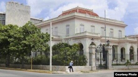 Sede del MINREX La Habana, Cuba