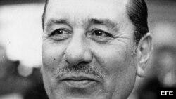 Fotografía de archivo del general chileno Carlos Prats.