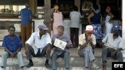 Hablan sobre atención a la tercera edad en Cuba