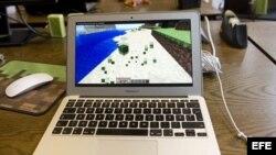 Oficinas de la empresa Mojang en Estocolmo, Suecia, creadora del popular vídeo juego Minecraft