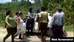 Cuba detenciones de opositores cuando salena las calles