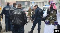 Suspenden el carnaval de Braunscheweig, Alemania, por amenaza terrorista.
