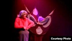 """""""Historia de una muñeca abandonada"""", Teatro Pálpito. Fotos: Luis Felipe Rojas."""