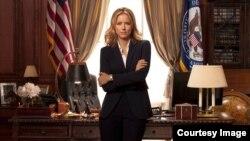 """""""Madam secretaria"""", serie de CBS."""