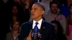 Publican sondeo sobre la popularidad del presidente Obama