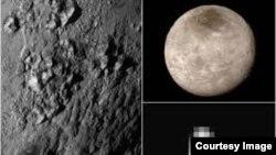 La neblina que rodea a Plutón tiene diversas capas.