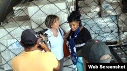 Llega a Santiago de Cuba ayuda de la ONU