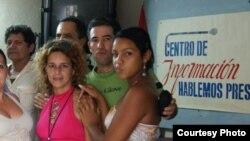 Periodistas independientes de la agencia Hablemos Press
