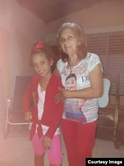 El matrimonio dejó en Cuba a una hija de 9 años que vive con la abuela.