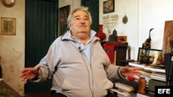 José Mujica, ex presidente de Uruguay.
