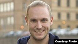El sueco Jens Aron Modig
