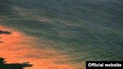 """Las algas tóxicas que dan el nombre a la """"marea roja"""" aparecen casi todos los años y pueden ser particularmente devastadoras. (Foto de la NOAA)"""