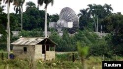 ARCHIVO. La base soviética de Lourdes, en las afueras de La Habana.