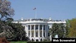 Casa Blanca. Washington D.C.