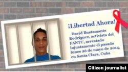 Reporta Cuba. DAVID BUSTAMANTE