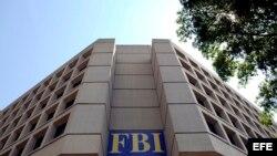 Imagen de la fachada de la sede del FBI. Foto de archivo