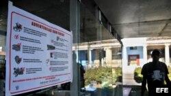 Silencio de gobierno cubano acerca de avance del cólera en Cienfuegos