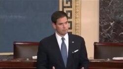 El senador cubanoamericano Marco Rubio pide votación de sanciones a funcionarios chavistas