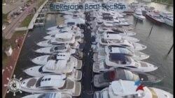 39 países exhiben sus más recientes modelos en show de botes de Miami