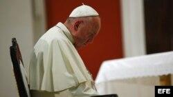 Resumen sobre las detenciones en la isla por la visita del Papa Francisco