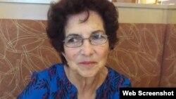 Ana Luisa López Baeza. (Foto Archivo/Baracutey Cubano)