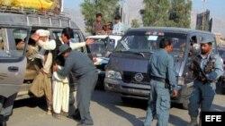 Los talibanes se adjudicaron el atentado.
