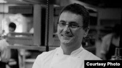 El chef español Andoni Luis Aduriz.