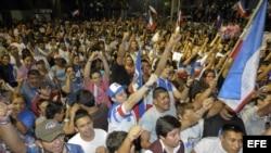 Arenas desplaza al FMNL