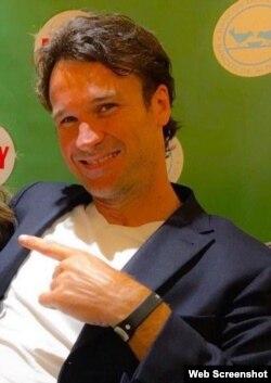 Carlos Moyá, entrenador de Rafael Nadal.